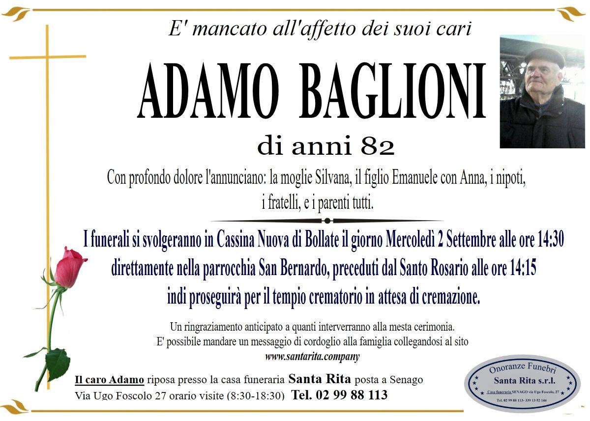 ADAMO BAGLIONI