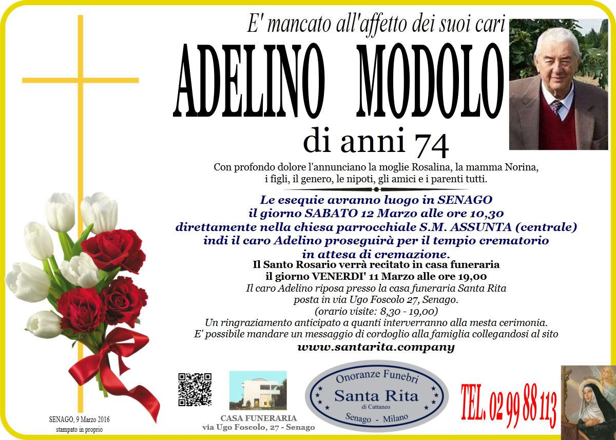 Adelino Modolo