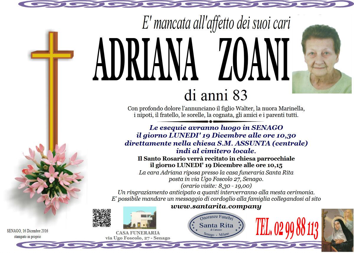 Adriana Zoani