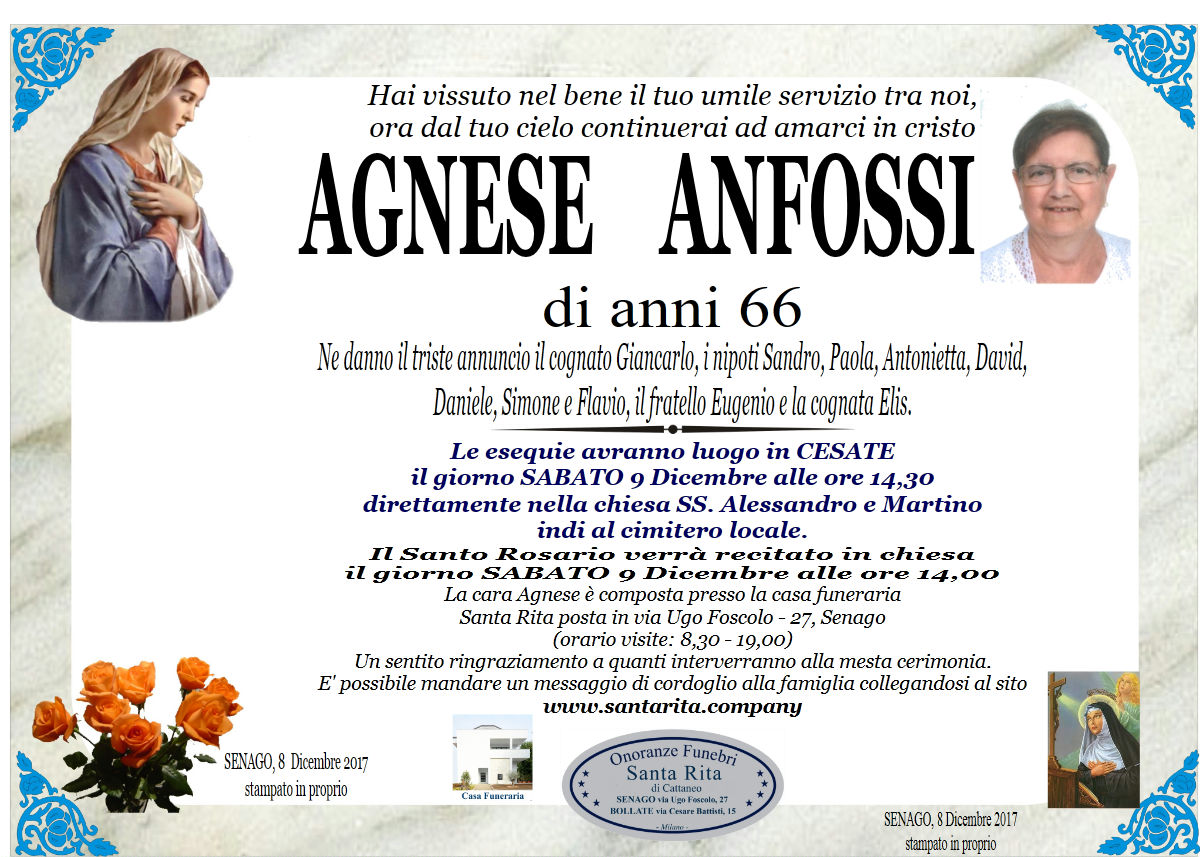 Agnese Anfossi