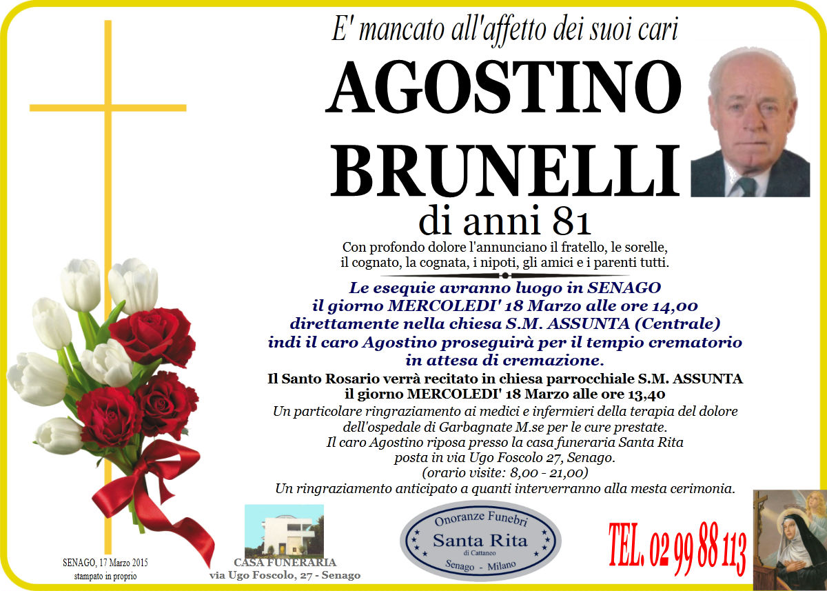 Agostino Brunelli