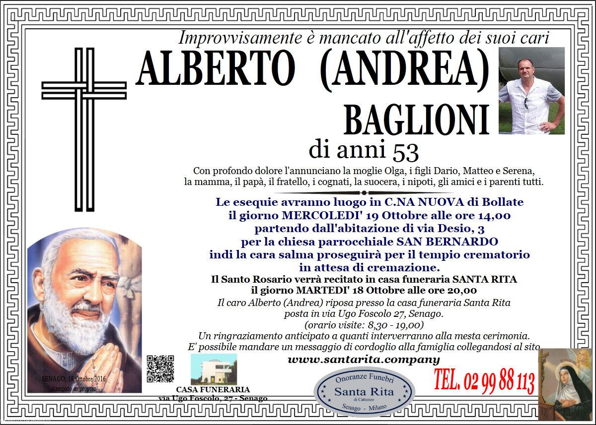 Alberto (Andrea) Baglioni