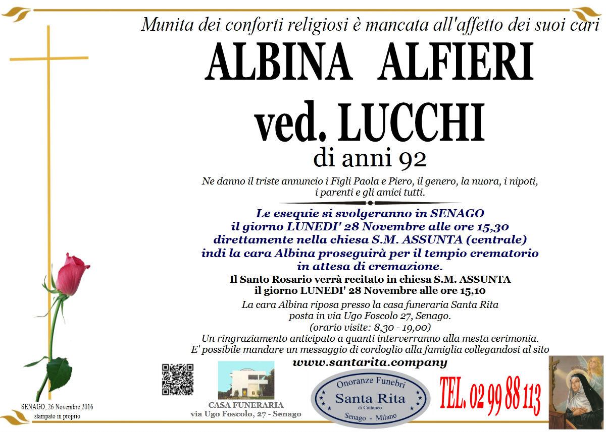 Albina Alfieri
