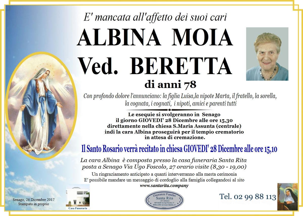 Albina Moia