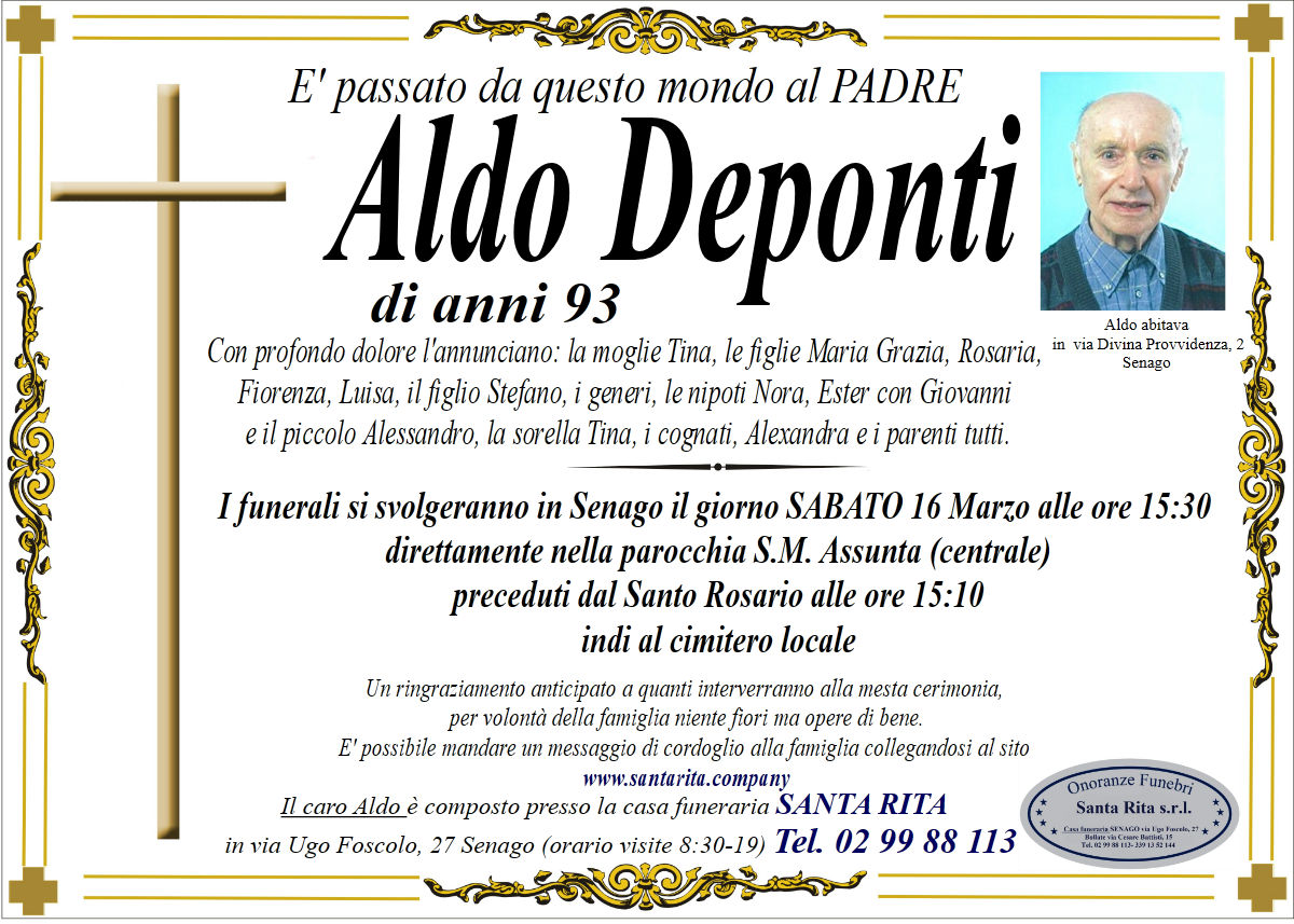 Aldo Deponti