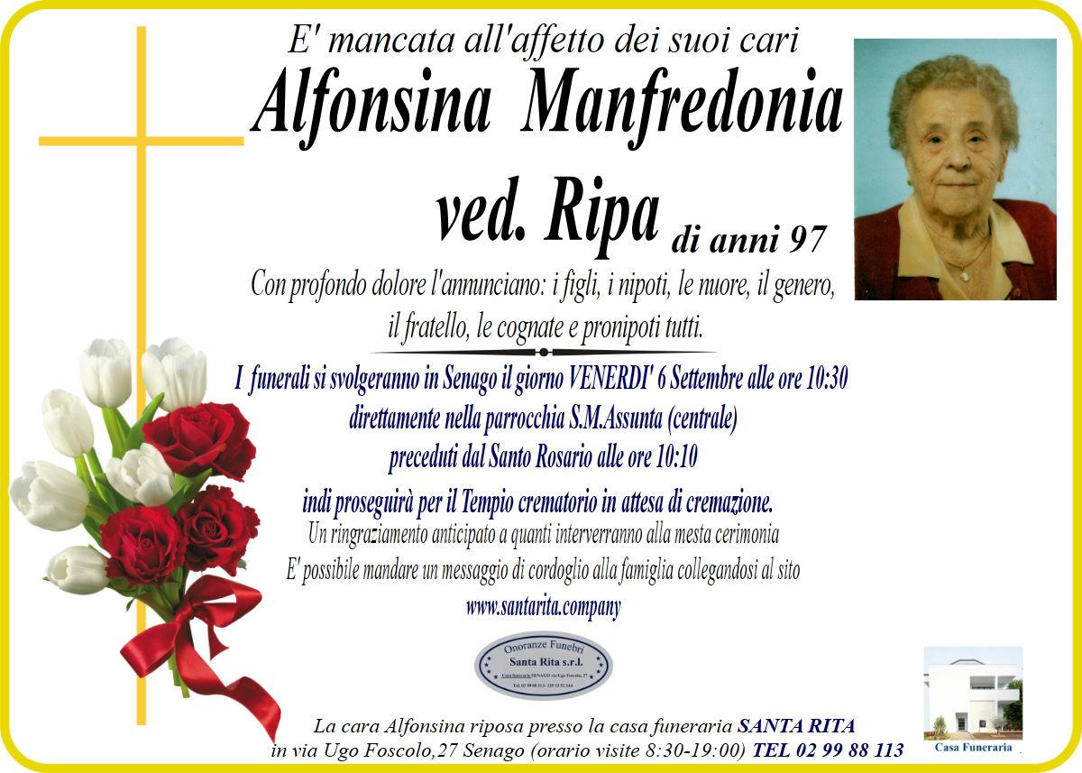 ALFONSINA MANFREDONIA