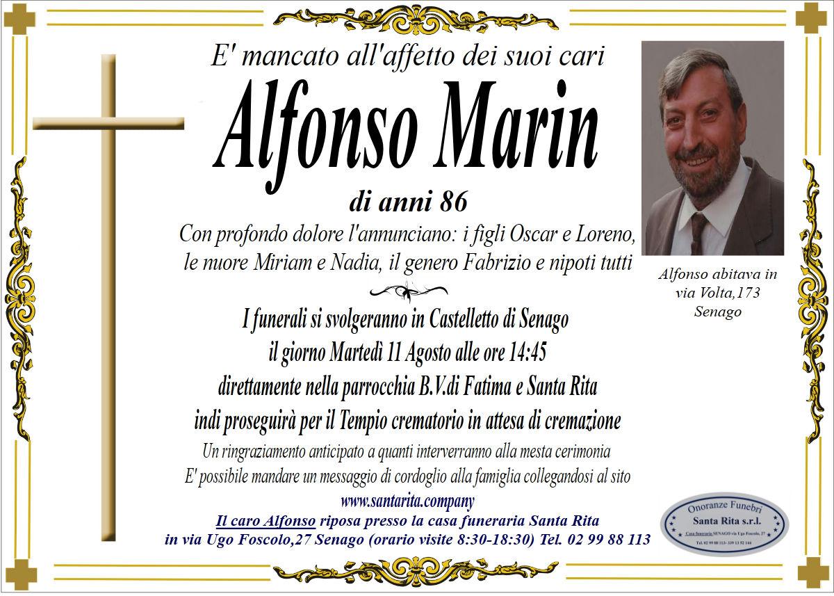 ALFONSO MARIN