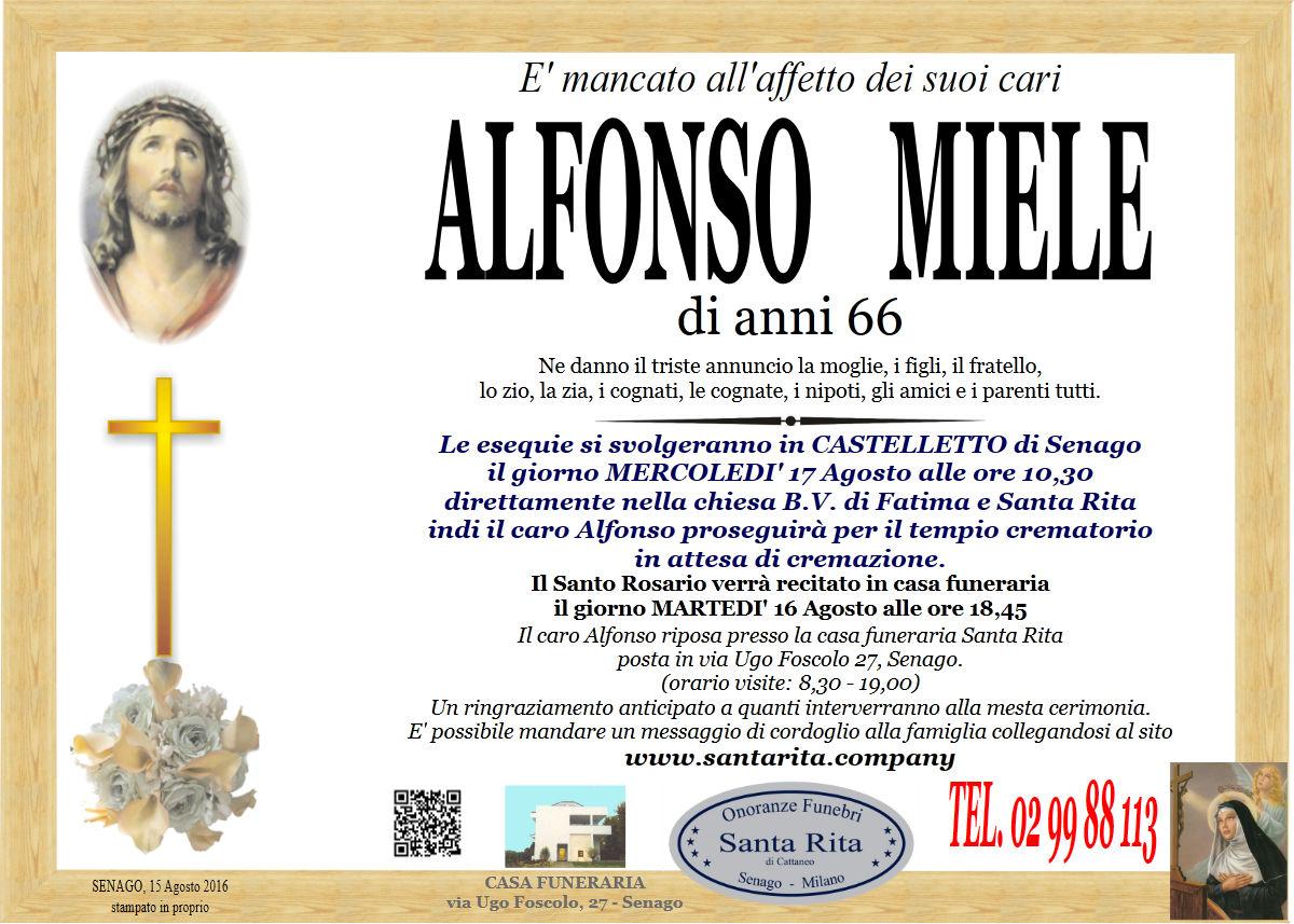 Alfonso Miele