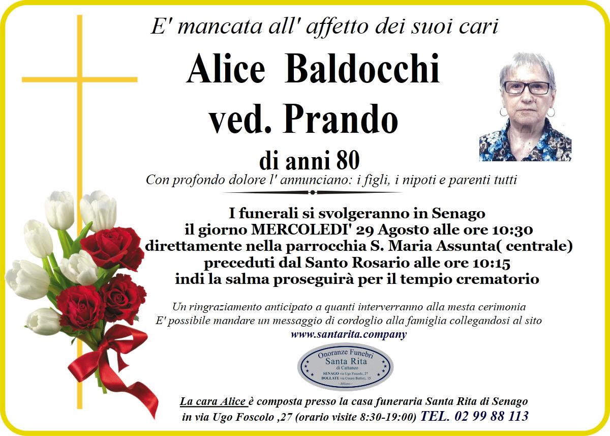 Alice Baldocchi