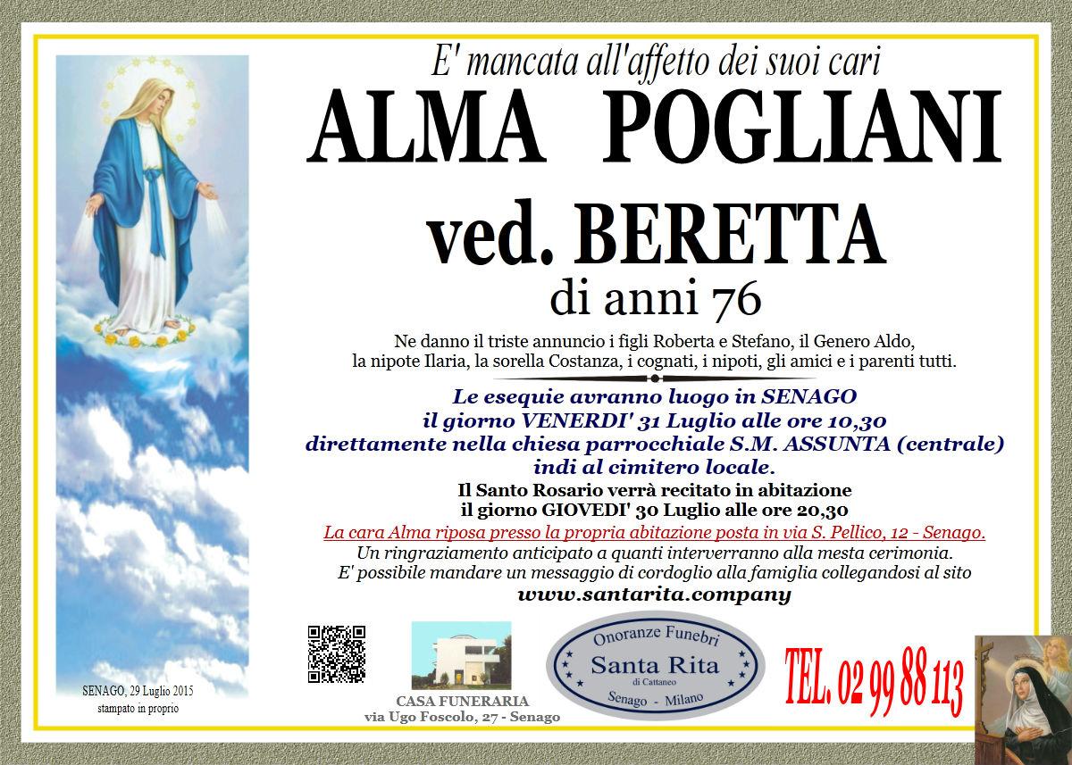 Alma Pogliani