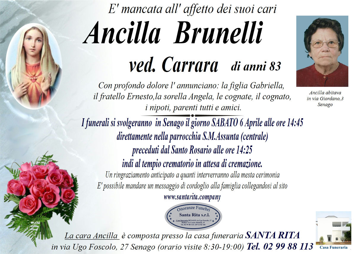 ANCILLA BRUNELLI