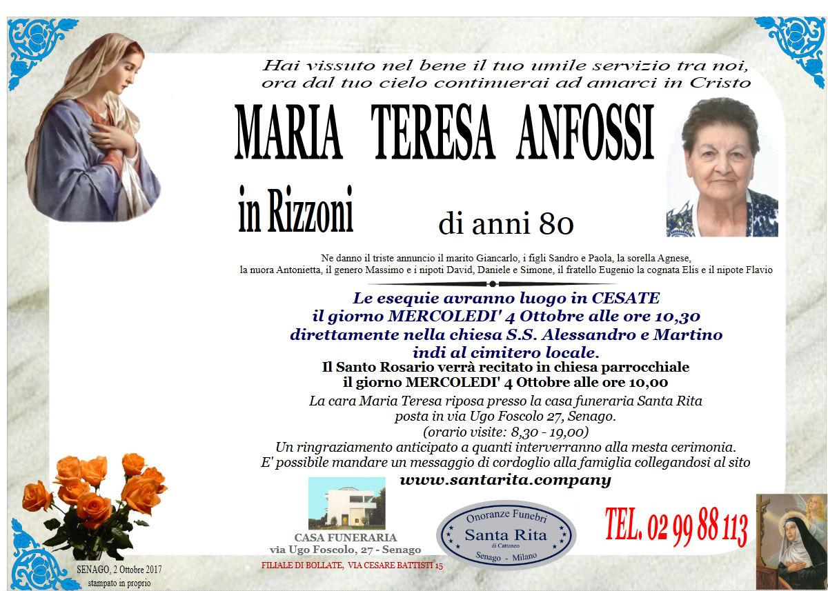 Maria Teresa Anfossi