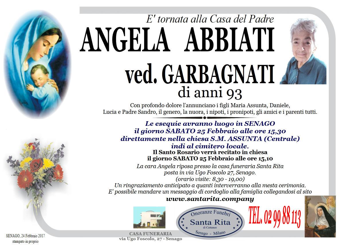 Angela Abbiati