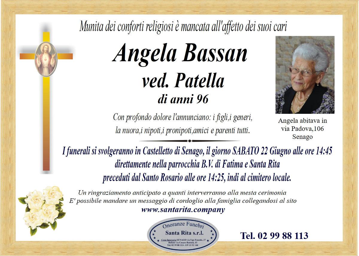 ANGELA BASSAN