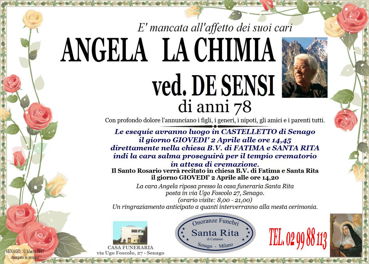 Angela La Chimia