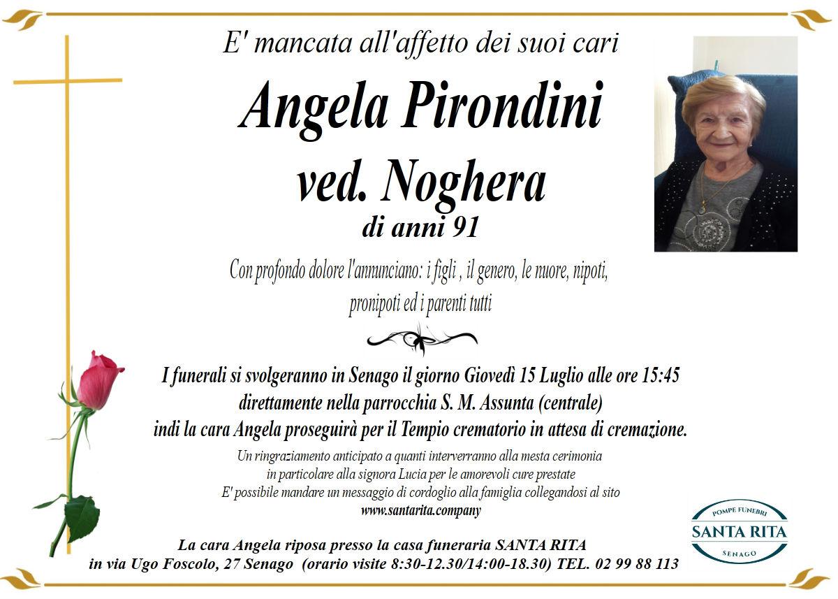 ANGELA PIRONDINI