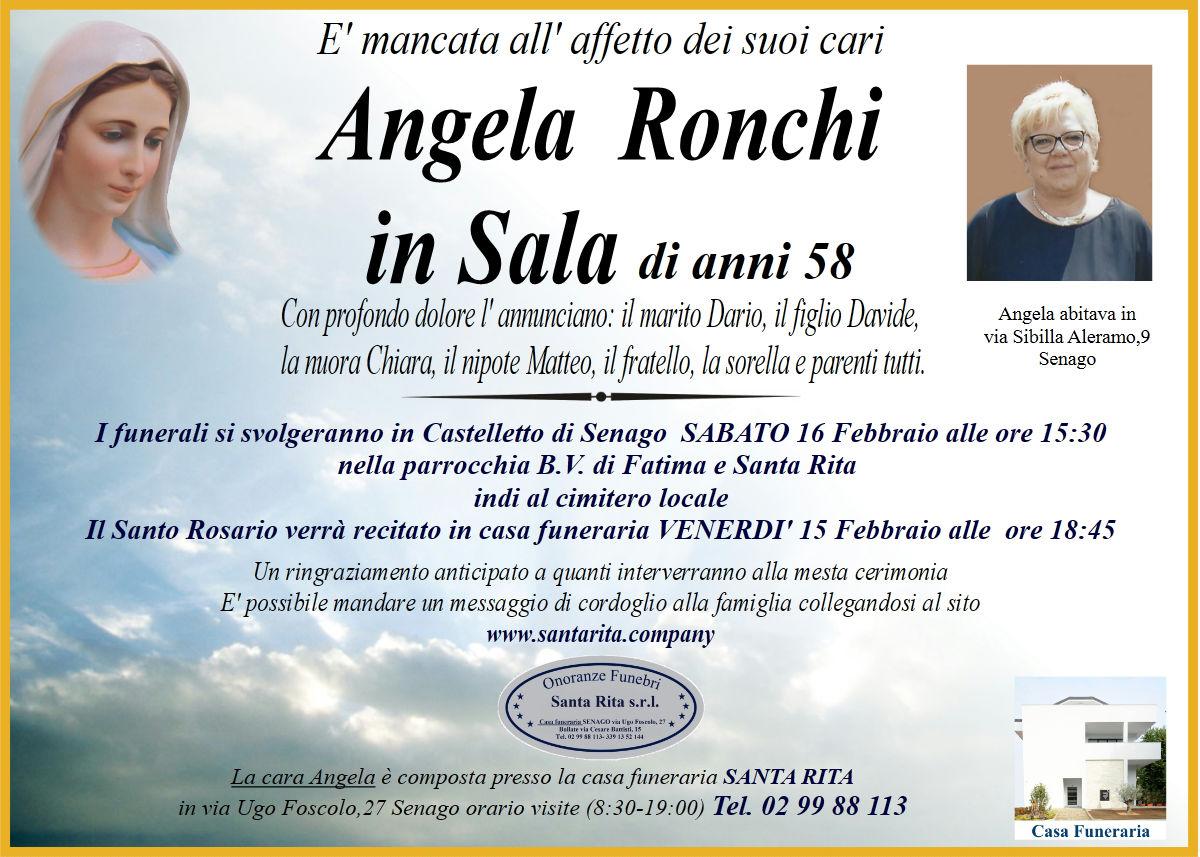 ANGELA RONCHI