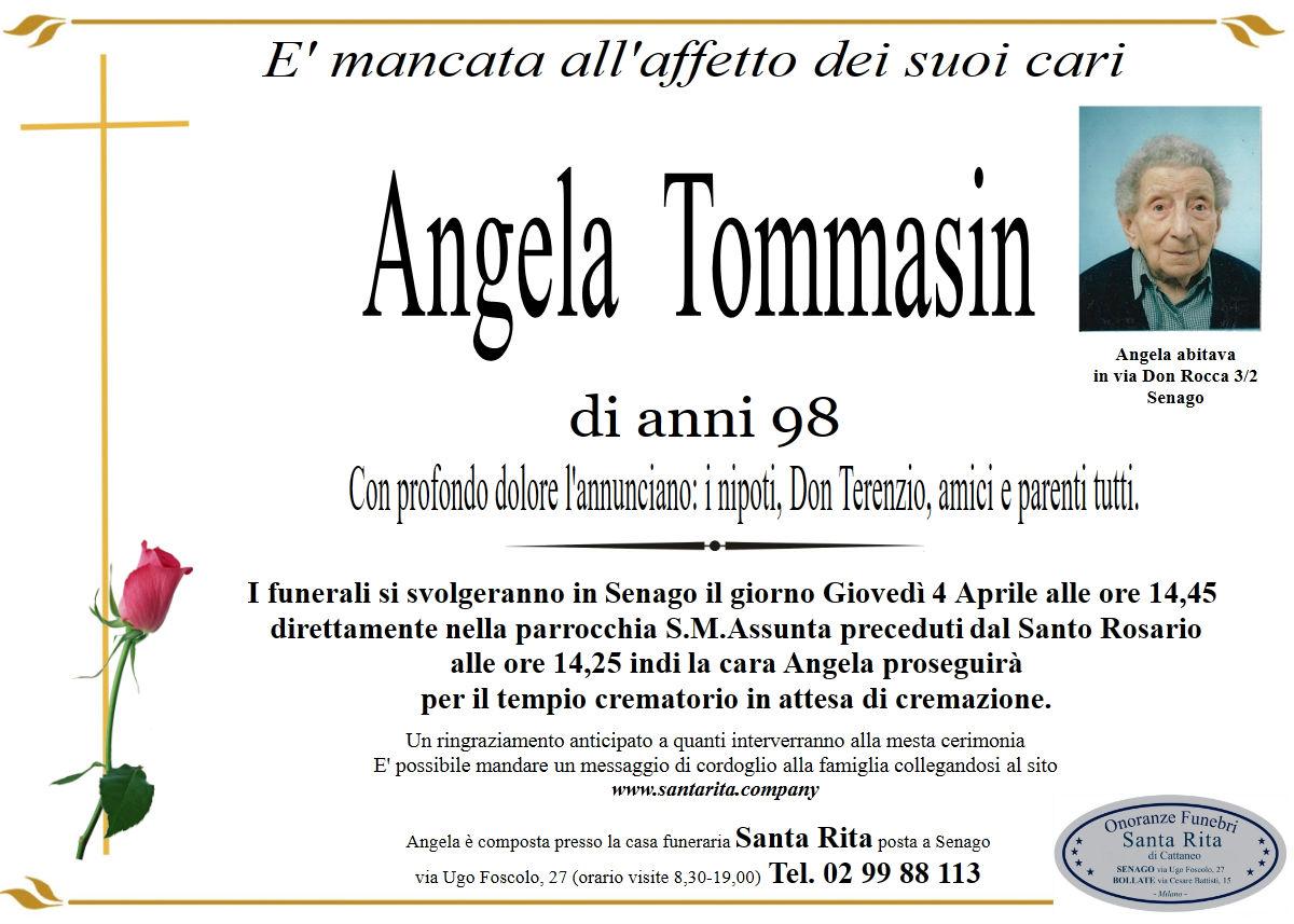 ANGELA TOMMASIN