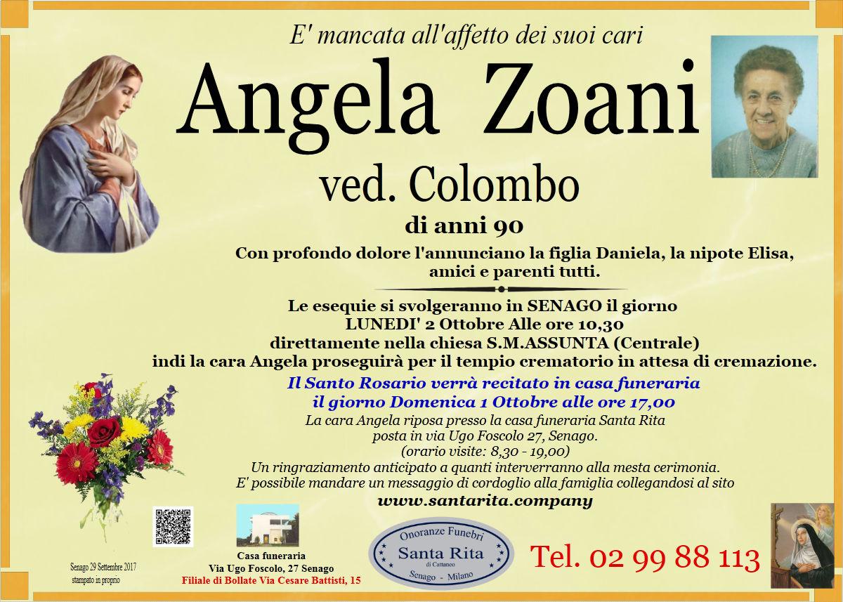Angela Zoani