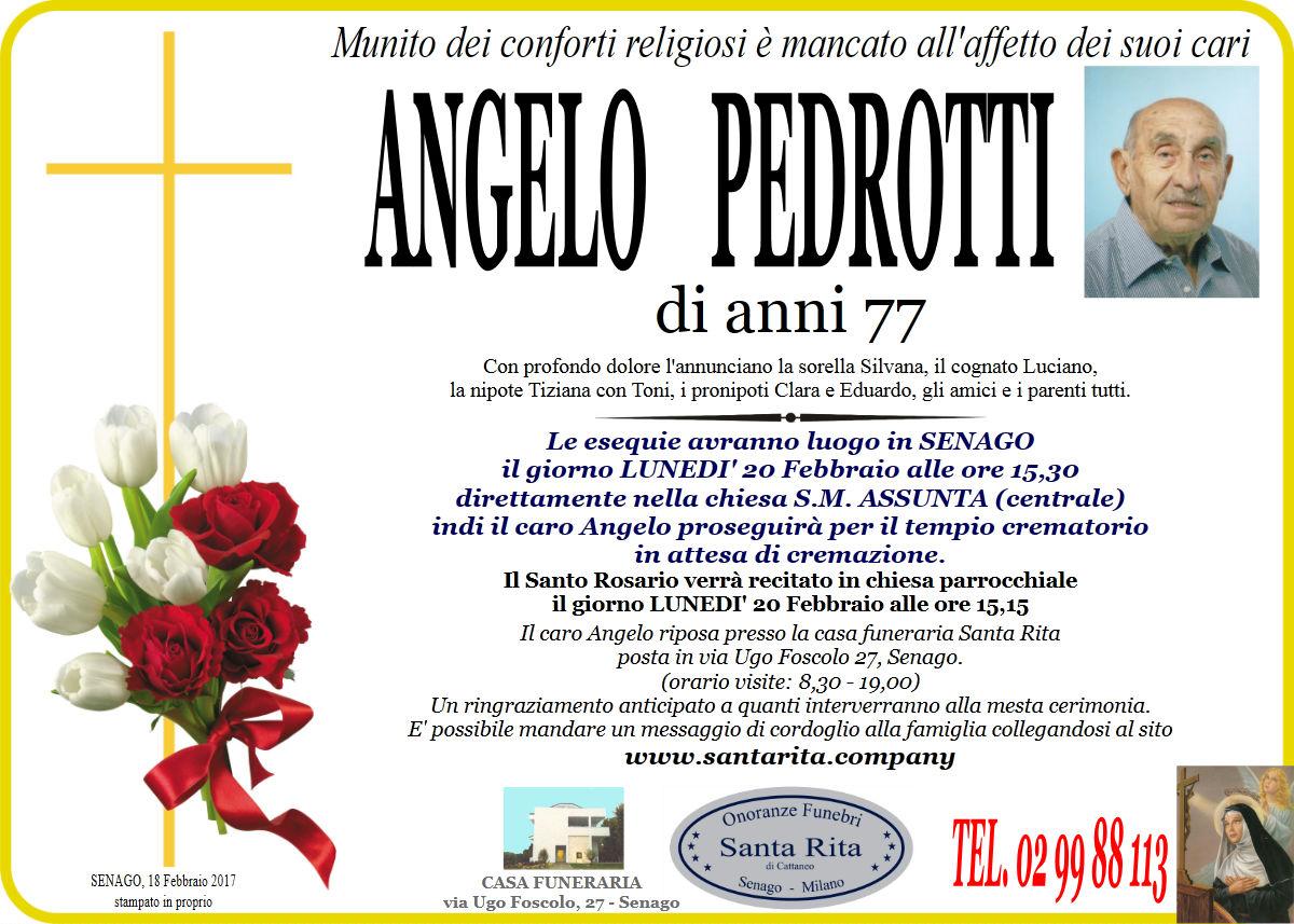 Angelo Pedrotti