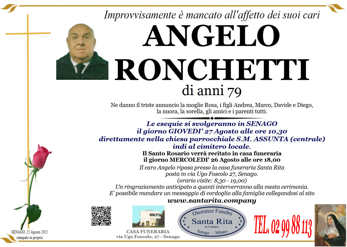 Angelo Ronchetti
