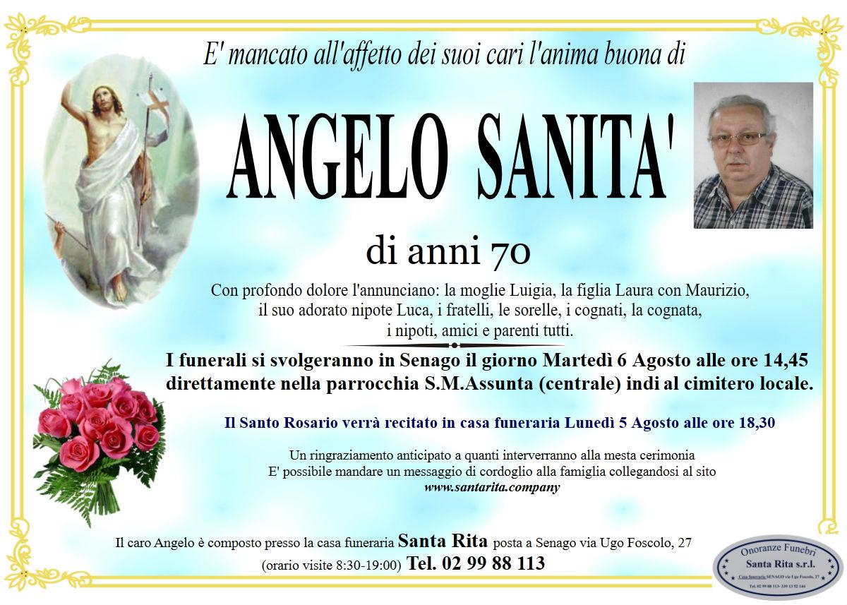 ANGELO SANITA