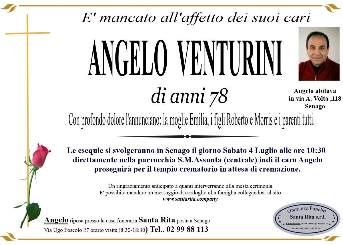 ANGELO VENTURINI