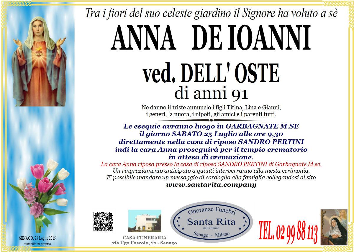 Anna De Ioanni