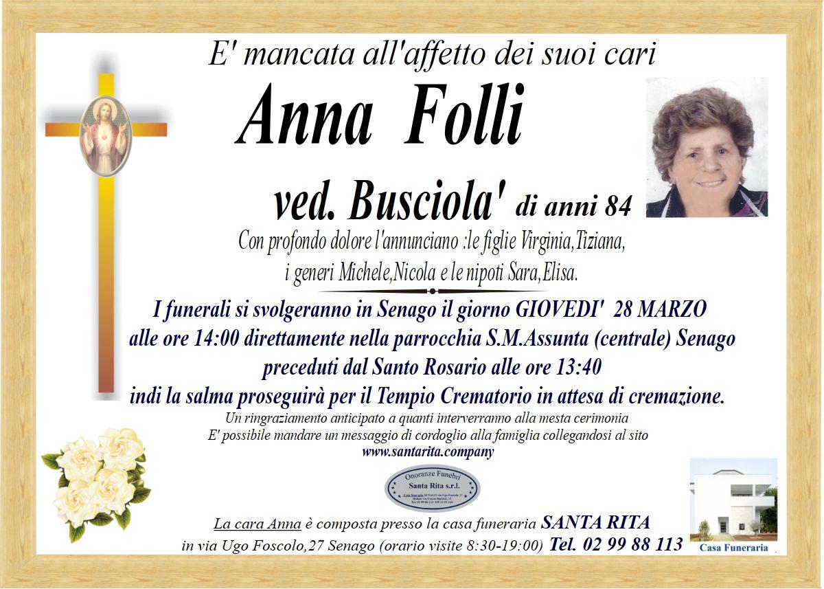 ANNA FOLLI