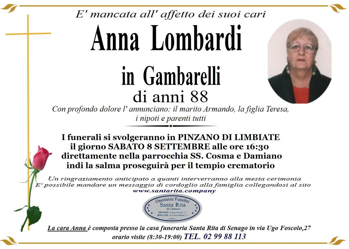 Anna Lombardi