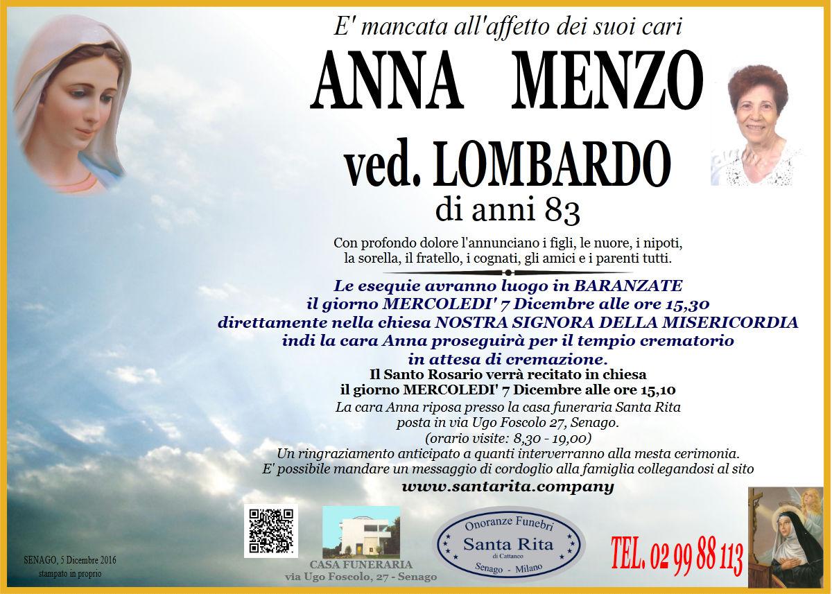 Anna Menzo