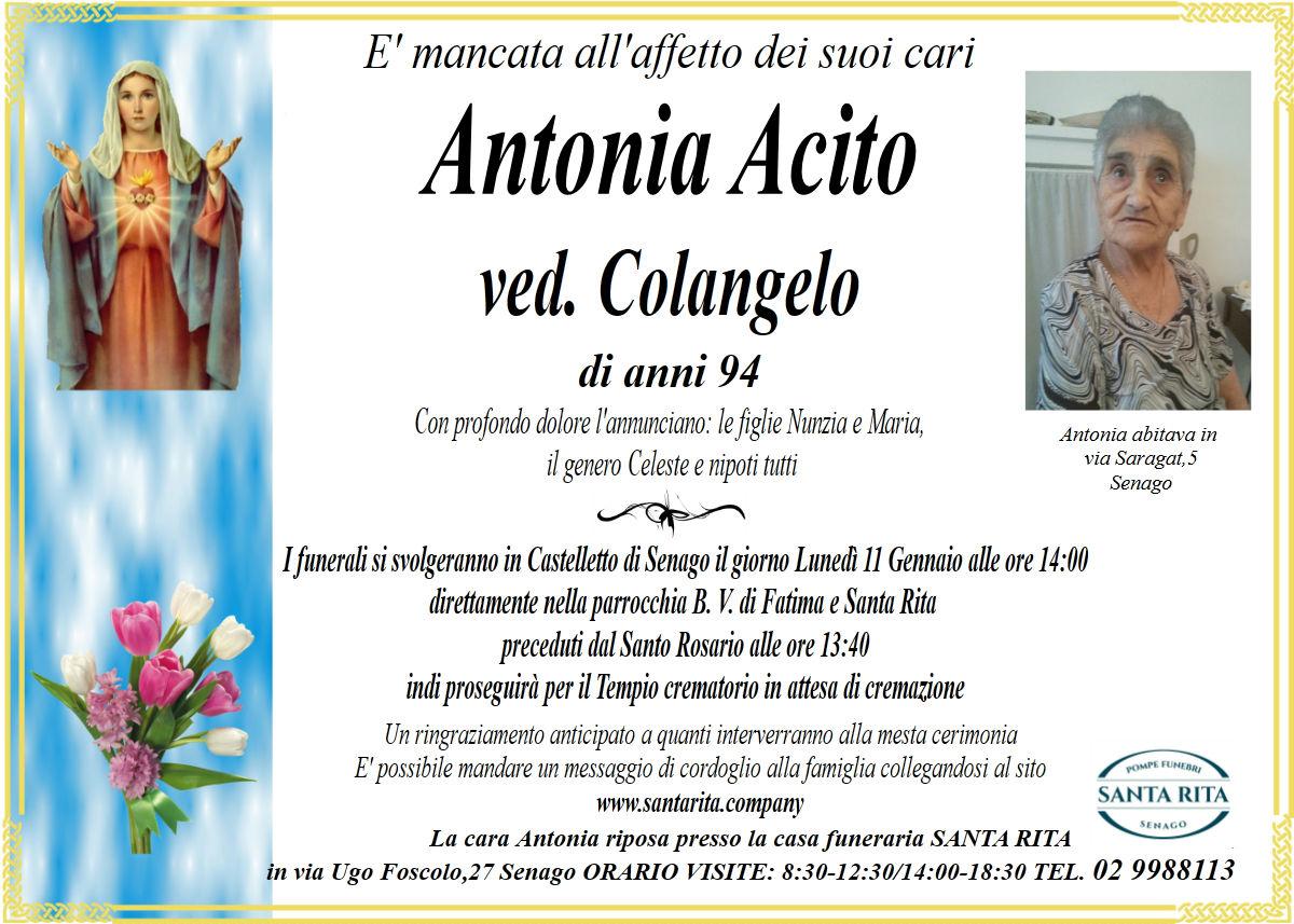 ANTONIA ACITO