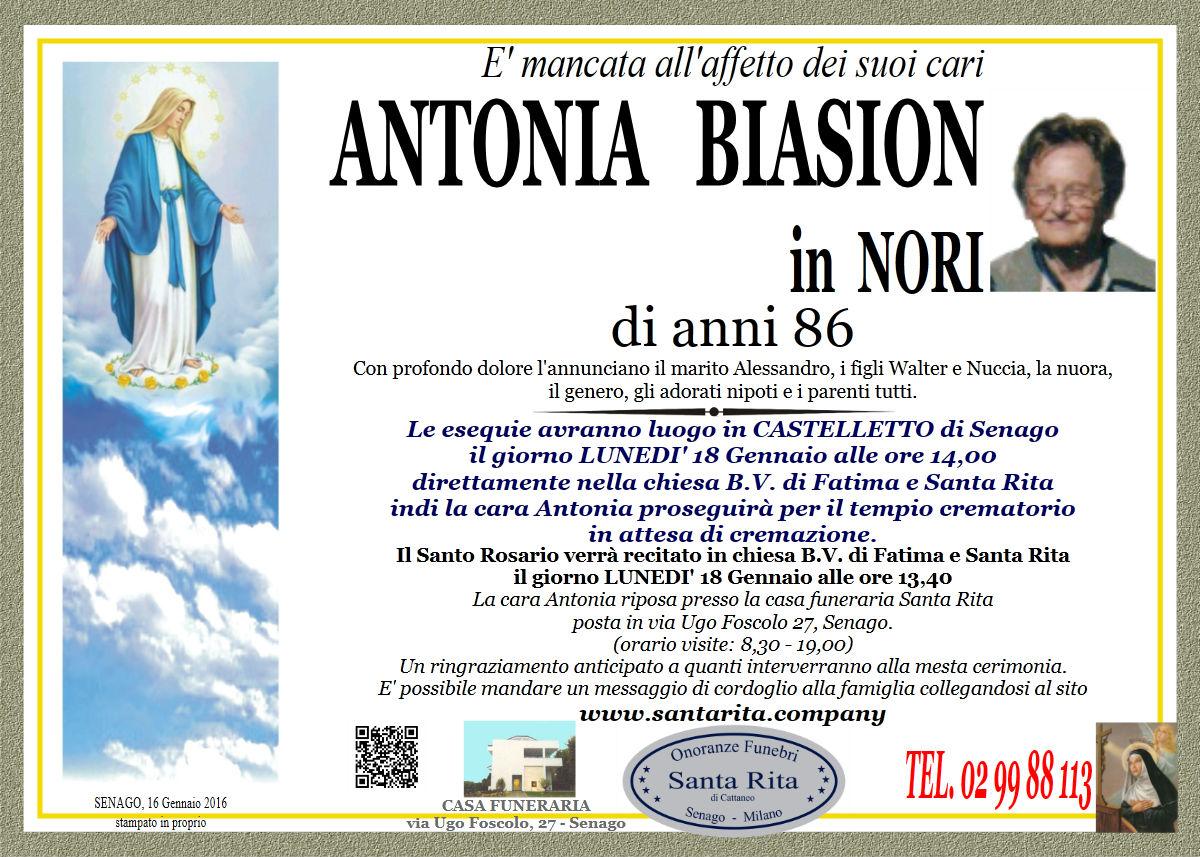Antonia Biason