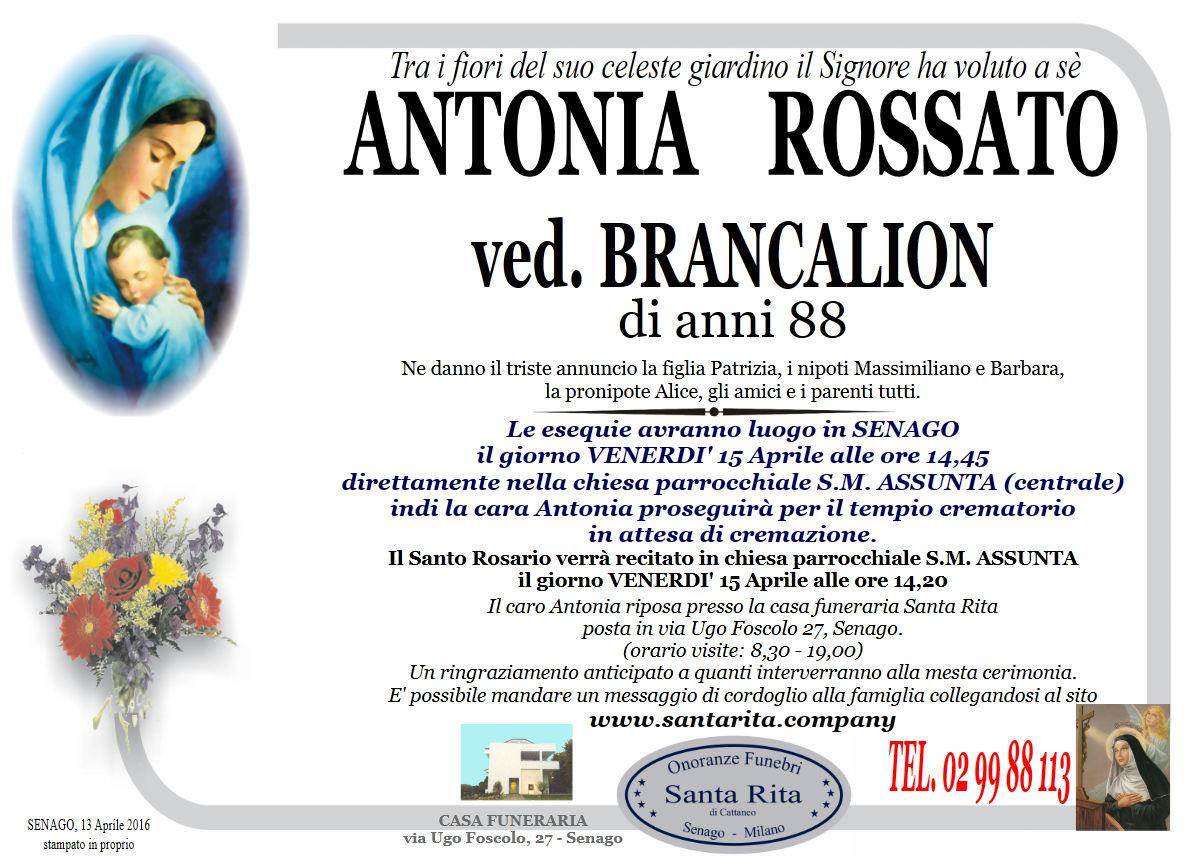 Antonia Rossato