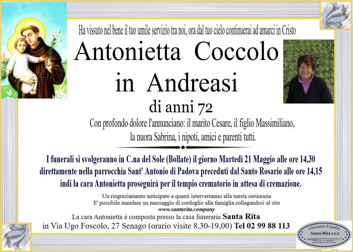ANTONIETTA COCCOLO