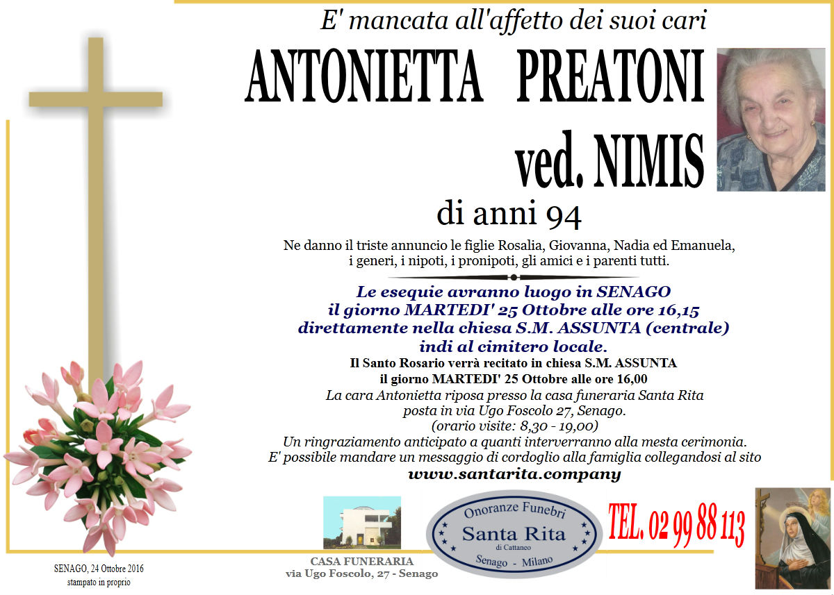 Antonietta Preatoni