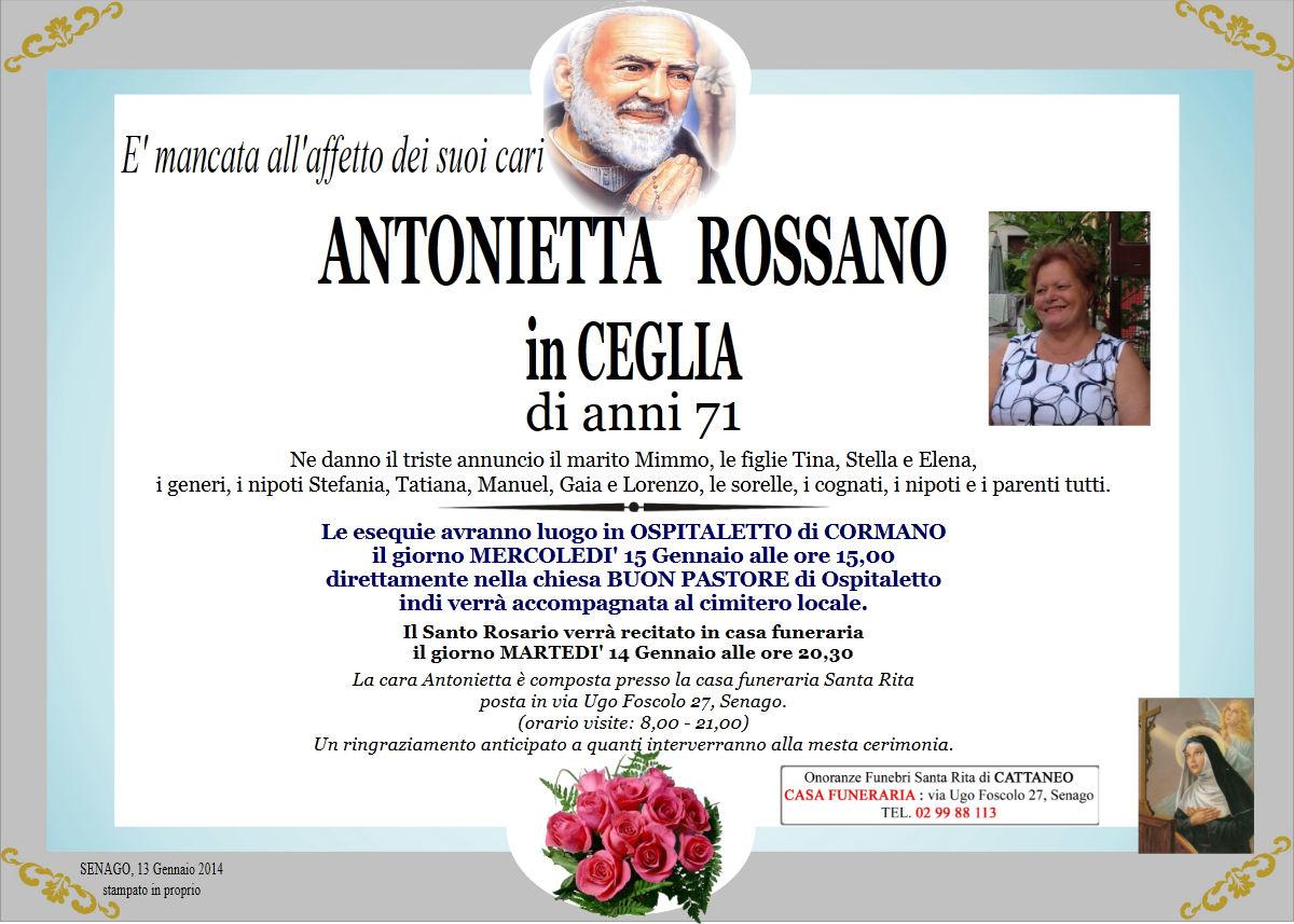 Antonia Rossano