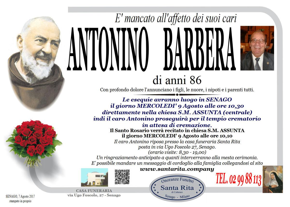 Antonino Barbera