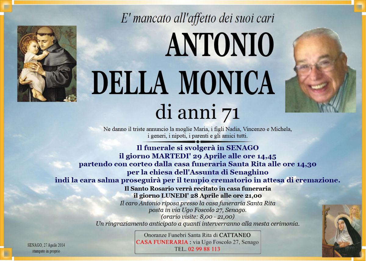 Antonio Della Monica