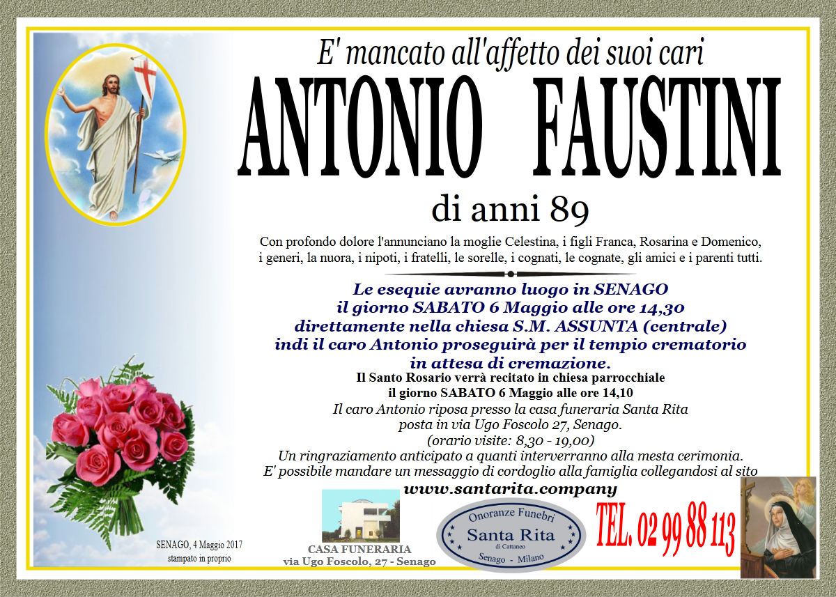 Antonio Faustini