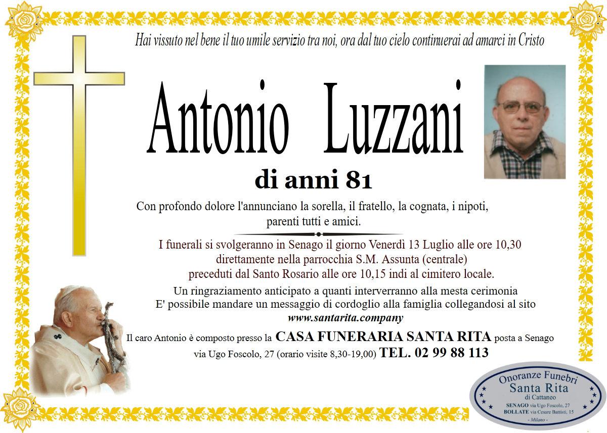 Antonio Luzzani
