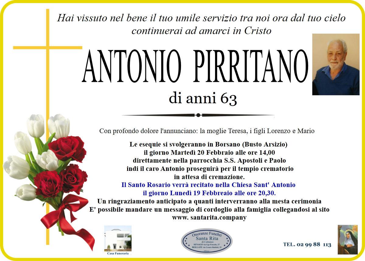 Antonio Pirritano