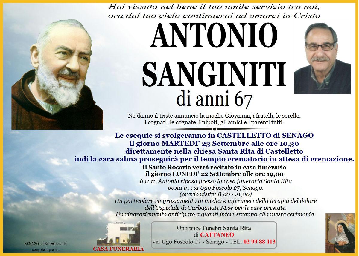 Antonio Sanginiti