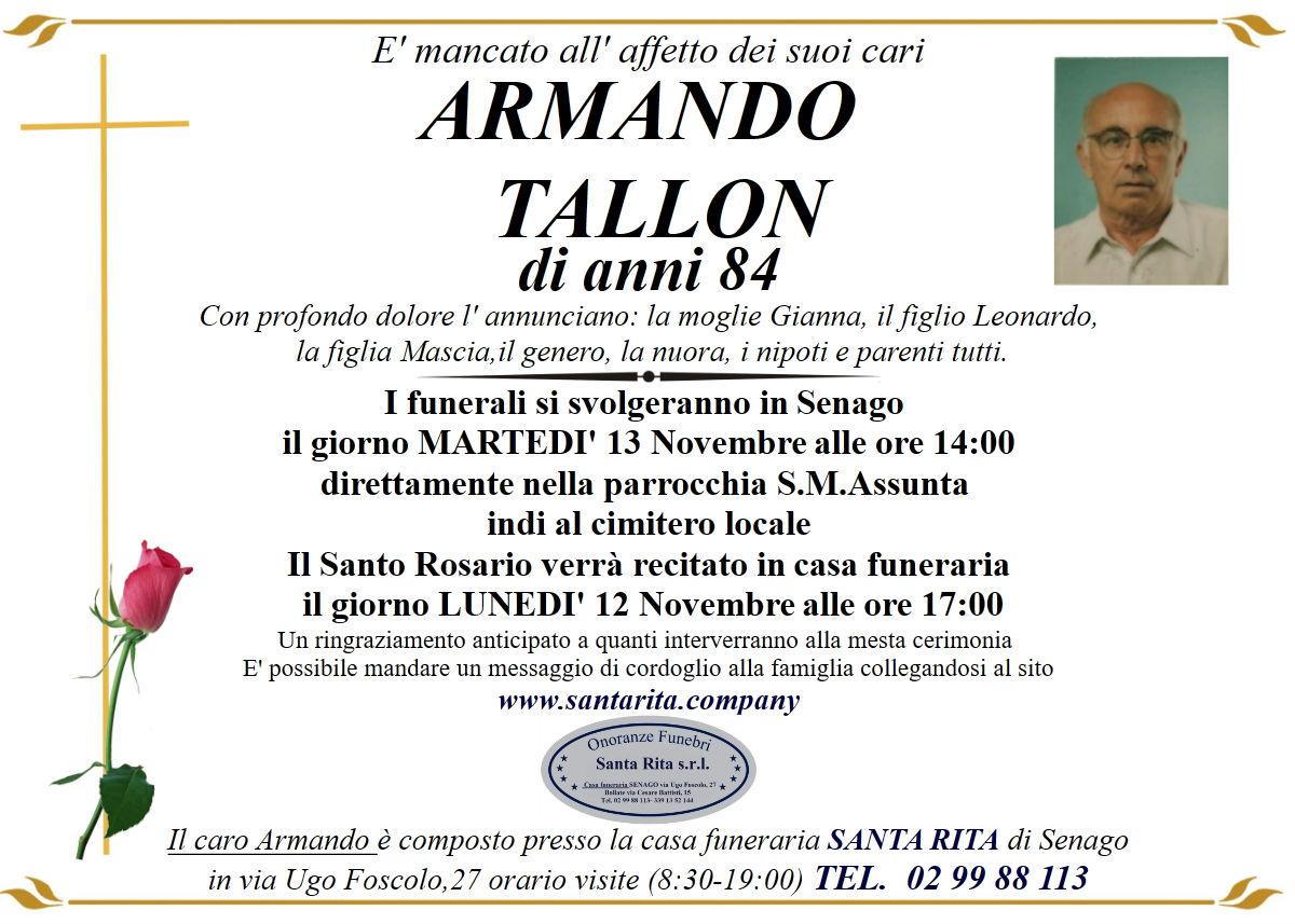 Armando Tallon