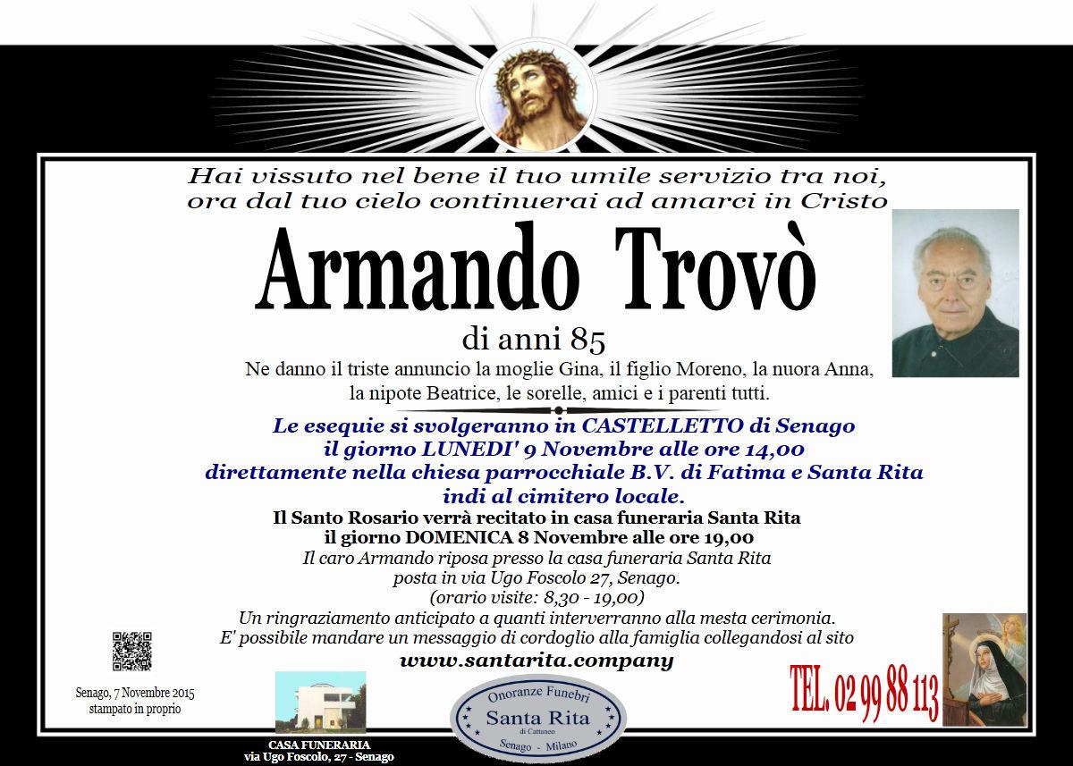 Armando Trovò