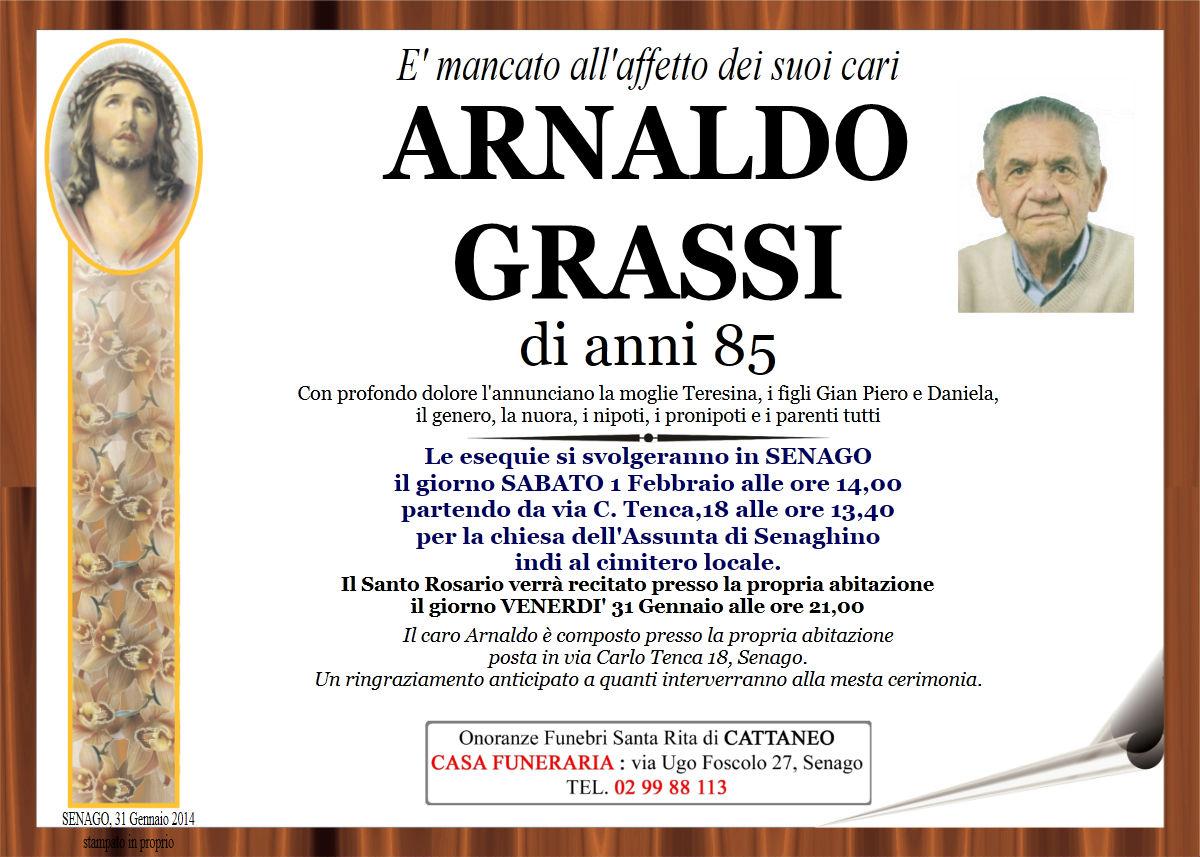 Arnaldo Grassi