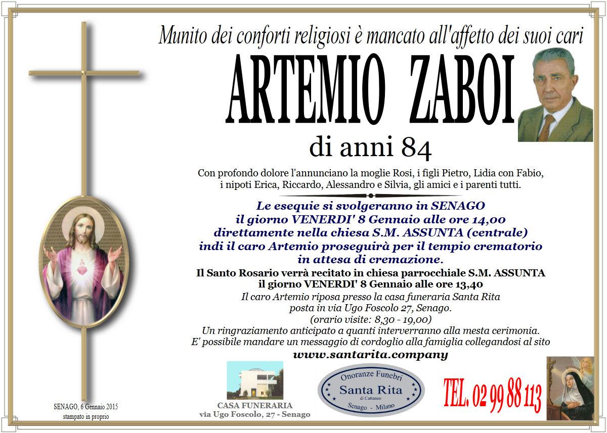 Artemio Zaboi