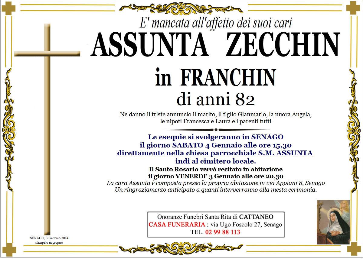 Assunta Zecchin