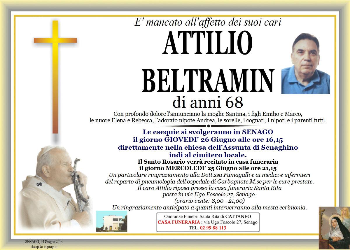 Attilio Beltramin