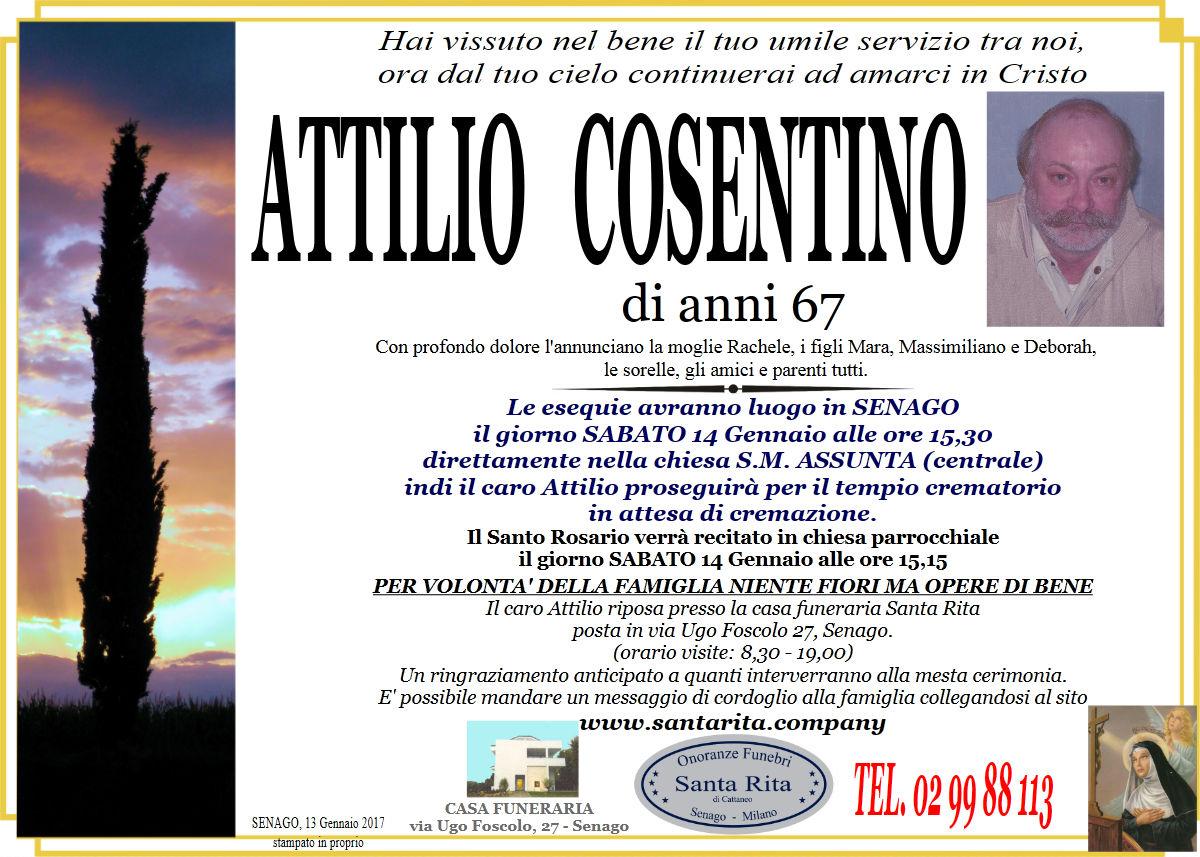 Attilio Cosentino